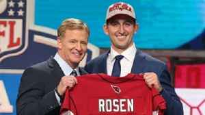 Nick Wright reveals how Josh Rosen's post-draft comments could put a target on his back
