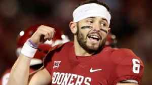 News video: Cris Carter unveils how the Cleveland Browns finally got it right with Baker Mayfield in the 2018 NFL Draft