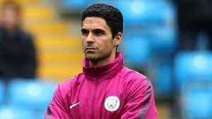 News video: Pep: Only the best for Arteta