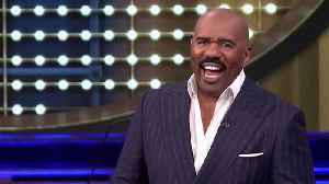 News video: Steve Harvey Is Looking Into Entering The World Of Producing In Hollywood