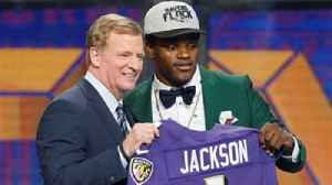 Shannon Sharpe and Skip Bayless reveal why Baltimore is a good fit for Lamar Jackson