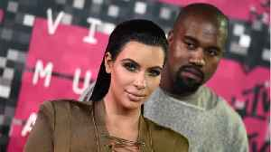 News video: Kim Kardashian West Was Late To Discover Kanye's Return To Twitter
