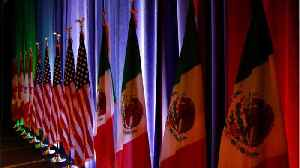 News video: The US, Mexico, And Canada Quietly Make Progress On NAFTA Negotiations