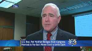 News video: GOP Pennsylvania Congressman Resigns After Using Taxpayer Money To Settle Aide's Sex Harassment Complaint