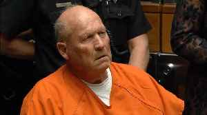 News video: Raw Video: First Court Hearing For Alleged Golden State Killer