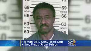 News video: Convicted Cop Killer Herman Bell Free On Parole