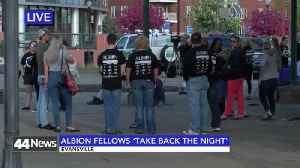 News video: Hundreds Gather For 21st Annual 'Take Back the Night' Walk