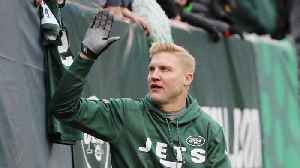 Josh McCown Gets a Friendly Reminder of Just How Old He is Getting After Jets Pick Darnold