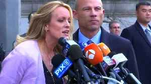 News video: Judge puts Daniels' lawsuit against Trump lawyer on hold