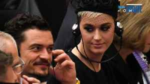 News video: Katy Perry and Her 'Darling' Orlando Bloom Meet Pope Francis in Vatican City