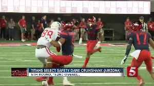 News video: Titans Pick Four Players In NFL Draft