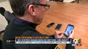 News video: 911 systems use obsolete technology, Clermont County diredtor says
