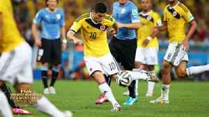 News video: 46th Most Memorable FIFA World Cup Moment: James Rodriguez's Stunner