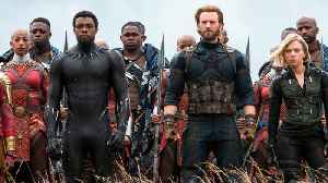 News video: 'Avengers: Infinity War' Breaks Film Release Records In Africa