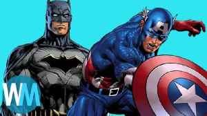 News video: Justice League vs. The Avengers