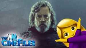 News video: Petition to Remove THE LAST JEDI from Canon Earns 45,000 Signatures – The CineFiles Ep. 52