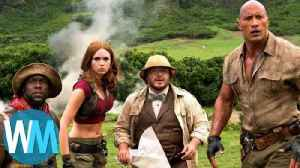 News video: 3 Ways 'Jumanji: Welcome to the Jungle' Got It Right - Review! Mojo @ The Movies