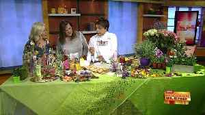 News video: Mother's Day Recipes with Celebrity Chef Tommy Walton