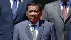 News video: Philippine President Permanently Bans Filipinos From Working In Kuwait