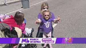 News video: March For Babies In NYC, On L.I. Raise $1.7 Million-Plus