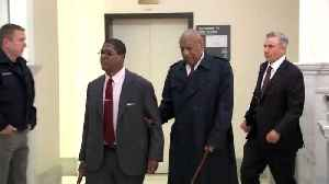 News video: Juror Says Bill Cosby's Own Words Convinced Him to Vote Guilty