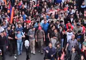 News video: Protests Continue in Armenia Ahead of Election of Interim Prime Minister