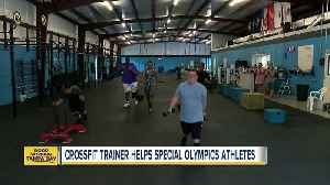 News video: Former USF football player starts weightlifting program for kids with special needs