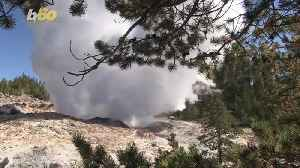 News video: Unusual Geyser Eruptions at Yellowstone Don't Mean We're All Doomed