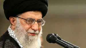 News video: Iranian Leader Snaps At Pompeo In Threatening Tweet