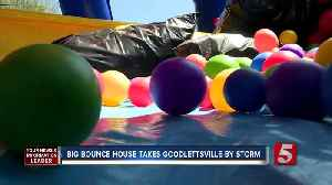 News video: 'The Big Bounce America' Bounces Into Goodlettsville