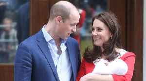 """News video: Inside The """"Relaxed"""" Birth Of Kate Middleton & Prince William's New Royal Baby Boy"""