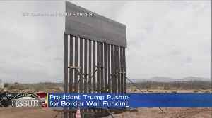 News video: Trump Says He Supports Shutdown If Congress Doesn't Fund Border Wall