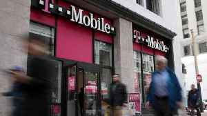 News video: T-Mobile-Sprint Merger May Be Driven by Race to Win 5G
