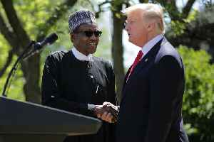 News video: Omarosa tweets at Nigerian president to confirm Trump's 's--thole countries' comment