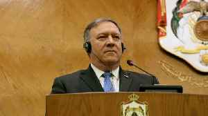News video: Pompeo Already Showing Differences From Tillerson