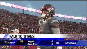 News video: WSU Cougars Drafted 2018