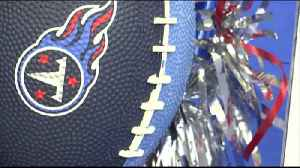 News video: Tennessee Titans Caravan comes to Chattanooga