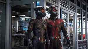 News video: Ant-Man & the Wasp Trailer Sets Up New Avengers 4 Hero