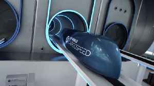 News video: Richard Branson wants to bring Hyperloop technology to shipping