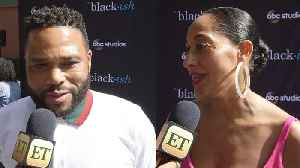 News video: 'Black-ish' Cast on How Bow and Dre's Divorce Storyline Is an 'Emotional Roller Coaster' (Exclusive