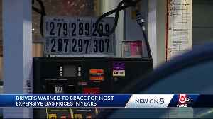 News video: Drivers, prepare for most expensive gas prices in years