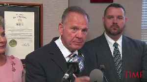 News video: Roy Moore Is Suing Women Who Accused Him of Sexual Misconduct, Alleging a 'Political Conspiracy'