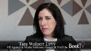 News video: YouTube's Levy Pitches Shorter, Safer Ads At NewFronts