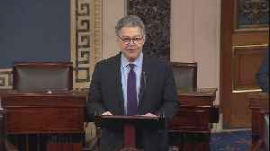 News video: Franken To Make First Public Appearance Since Resignation