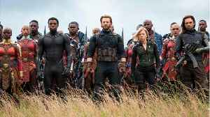 News video: Avengers' Shatters Box-Office Record