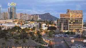 News video: Hawaii Will Pay Exhausted New Yorkers to Work in Paradise For a Week