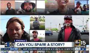 News video: Stories of the homeless in Phoenix