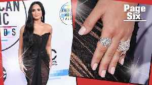 News video: Demi Lovato's AMAs look cost a shocking $260,000