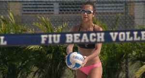 News video: FIU Beach Volleyball Earns Programs First-Ever NCAA Championship Bid