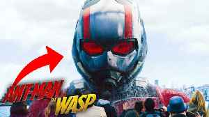 News video: Antman And The Wasp Trailer Breakdown! | NW News